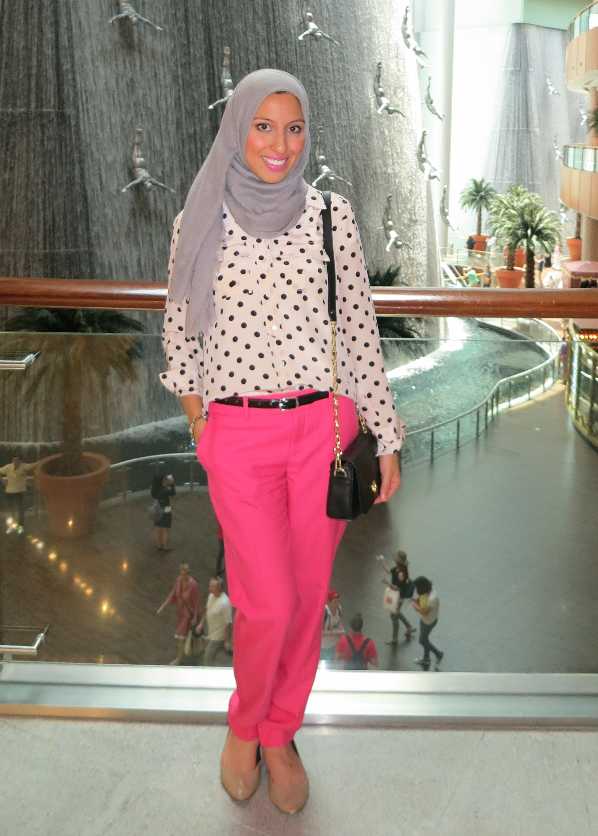 A Hijabi 39 S Guide On How To Work Colored Jeans And Pants