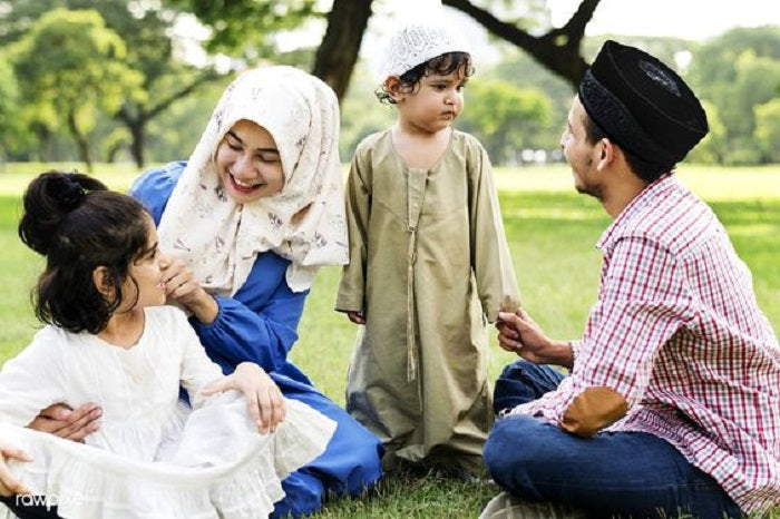 Happily Ever After (Insha'Allah) Again - Blended Famil