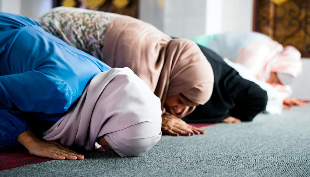 Rawpixel, Muslims praying
