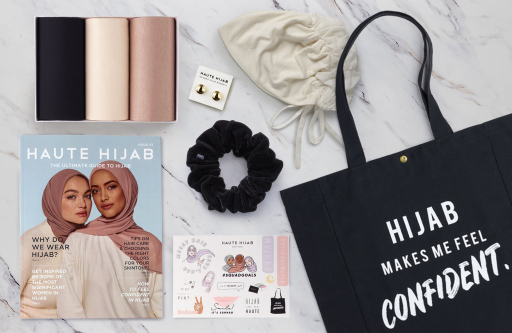 Dear Sis – Are You New to Hijab? Our Kit has Everything You Need to Get You Started!