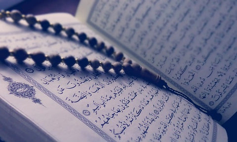 Quran and tasbih
