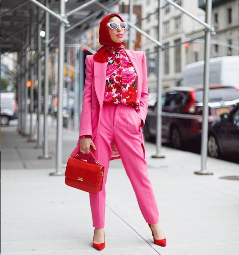 A Hijabi S Guide To Matching Your Hijab To Your Outfit Haute Hijab