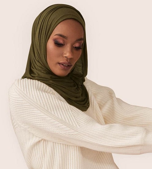 Dusty Olive hijab