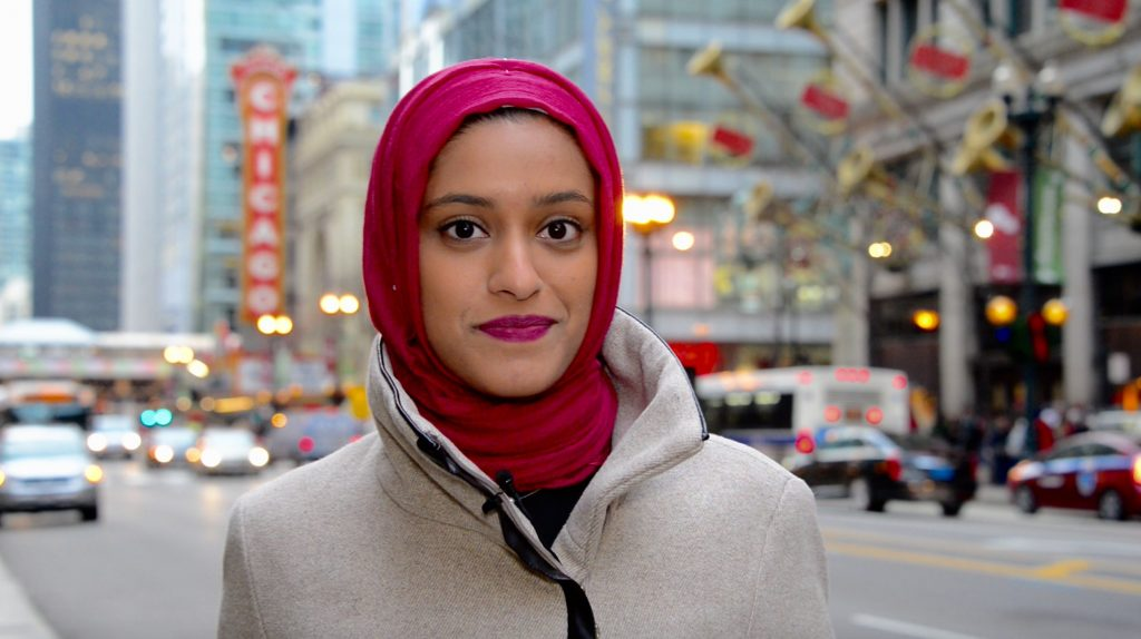 Meet The First Full-Time Reporter Wearing Hijab on American TV