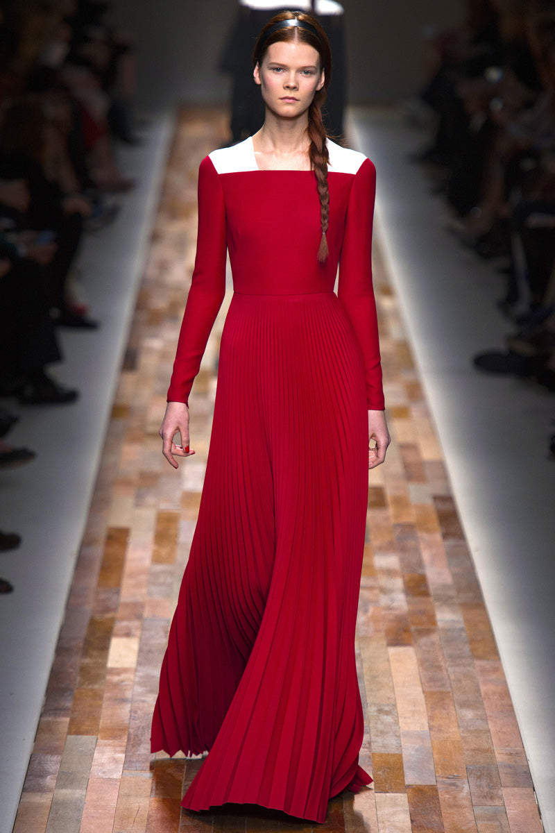 Valentino how do i love thee let me count the ways for How to become a haute couture designer