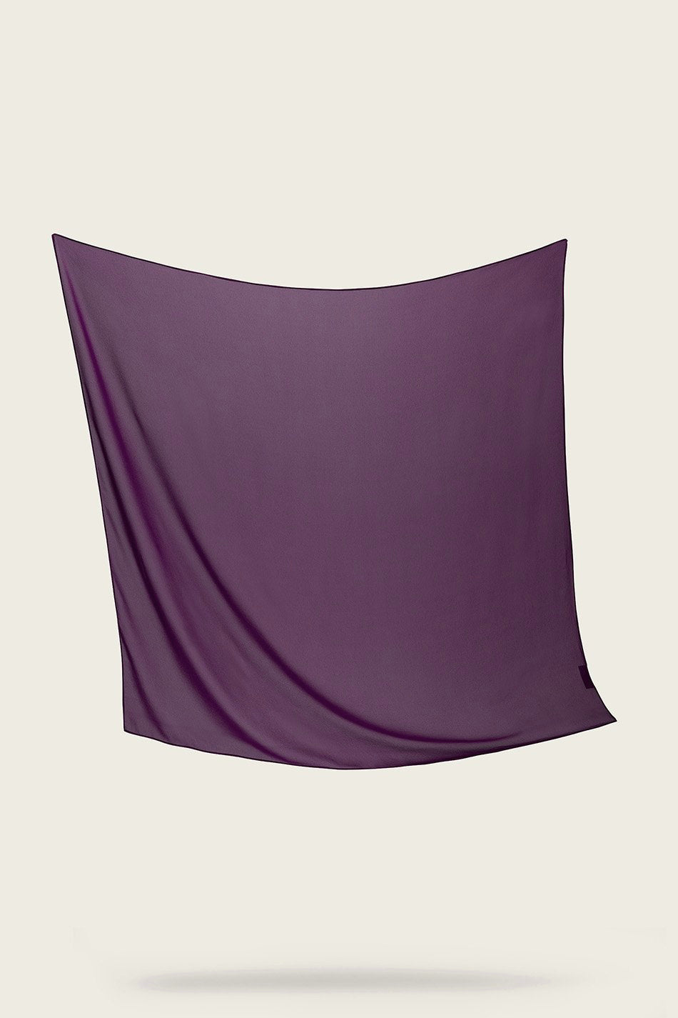 Everyday Chiffon Hijab - Plum