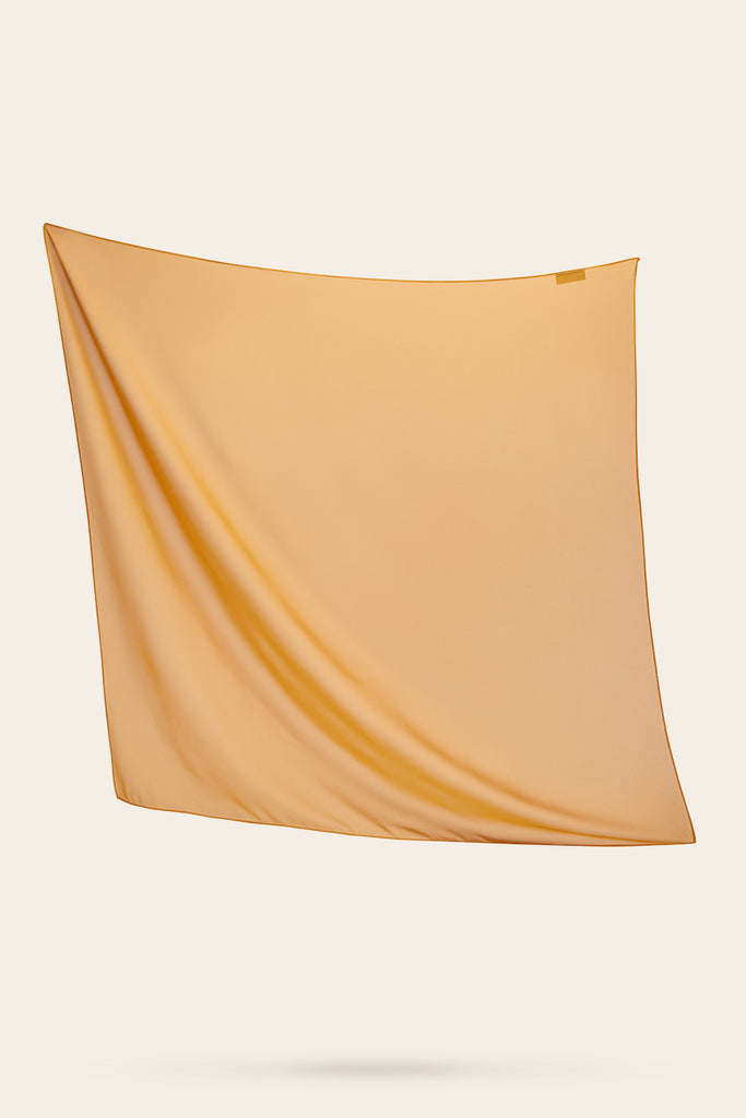 Everyday Chiffon Hijab - Goldenrod