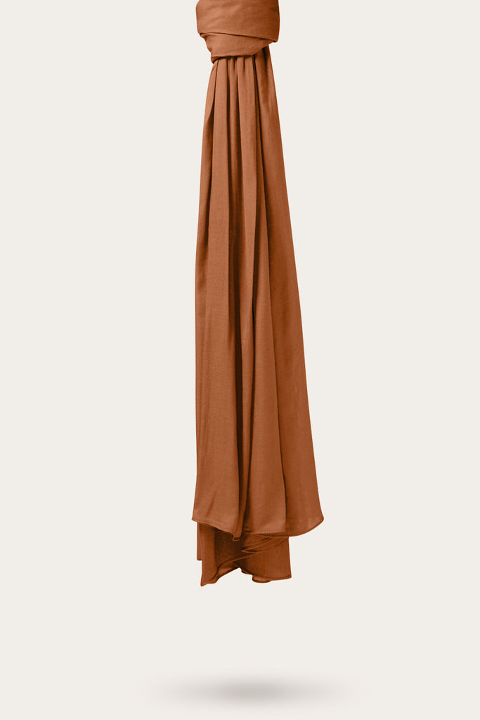 Modal Maxi Hijab - Butterscotch
