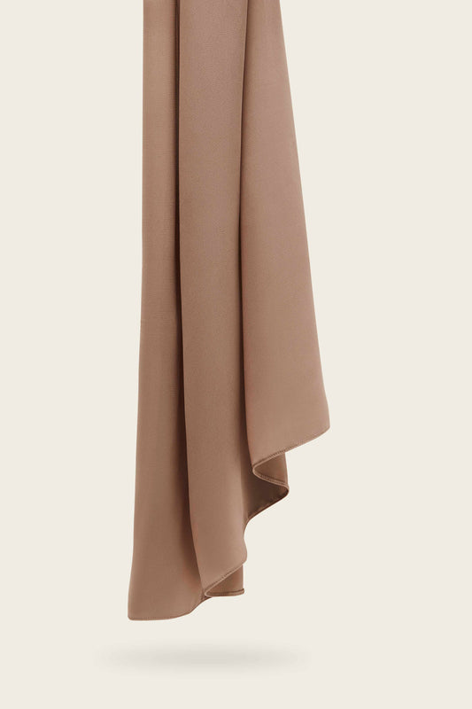 Everyday Georgette Hijab - Caramel