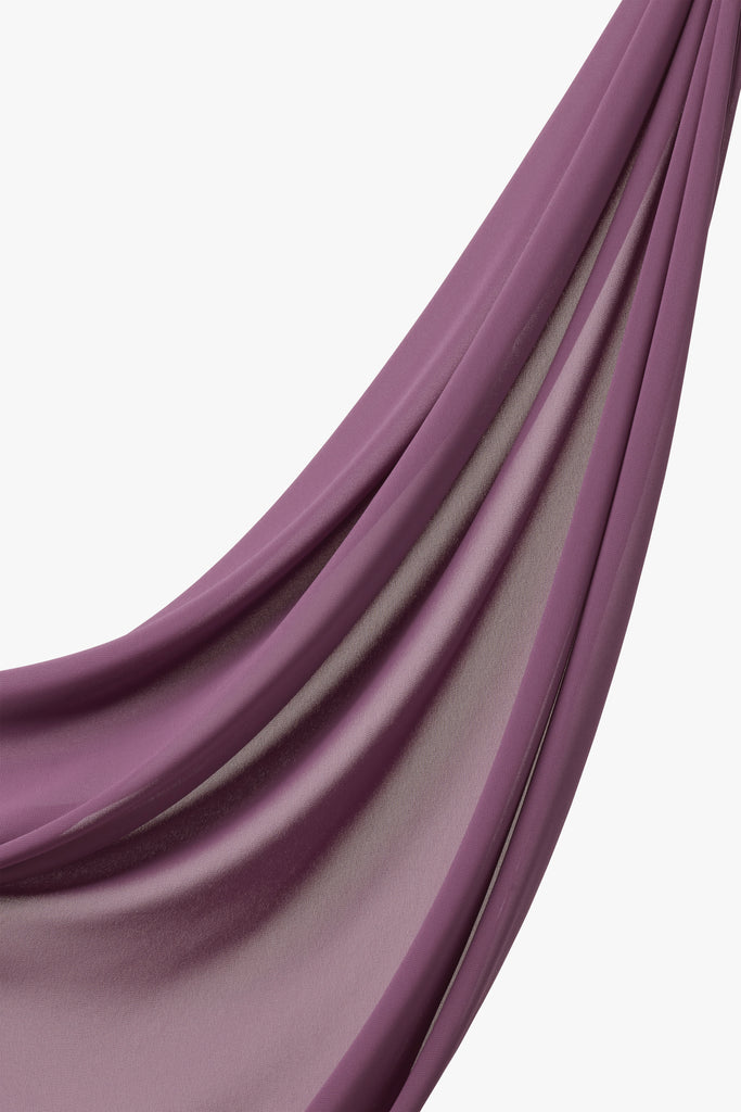 Everyday Chiffon Hijab - Fig