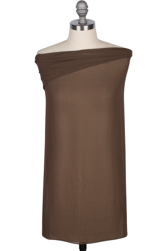 Everyday Chiffon Hijab - Chocolate
