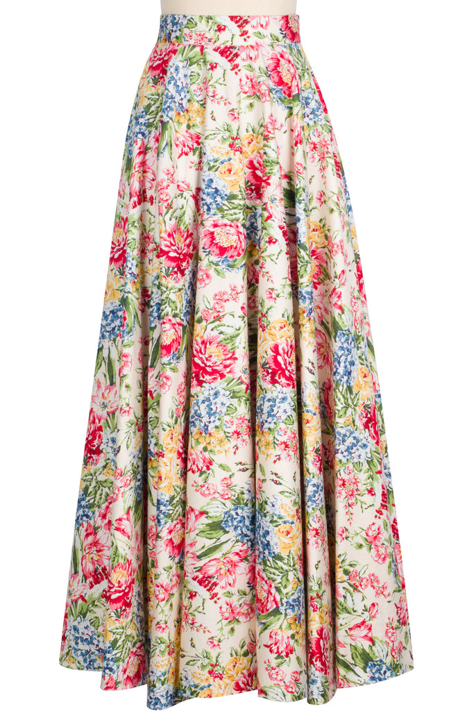 Clothing - Grand Ball Skirt - Floral