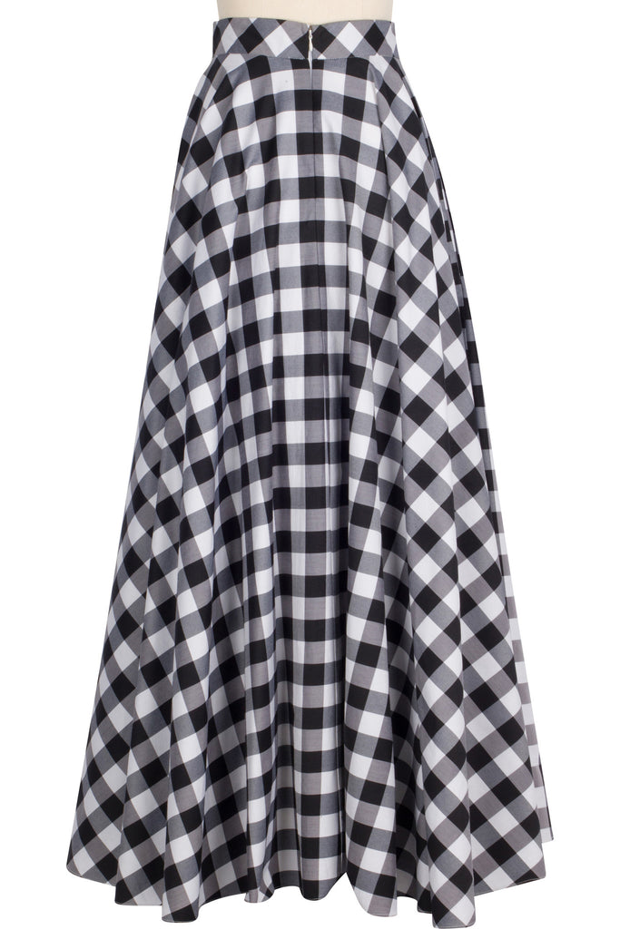 Clothing - Grand Ball Skirt - Gingham