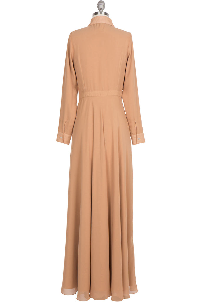 Clothing - The Florence Dress - Camel