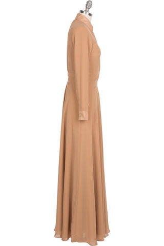 The Florence Dress - Camel