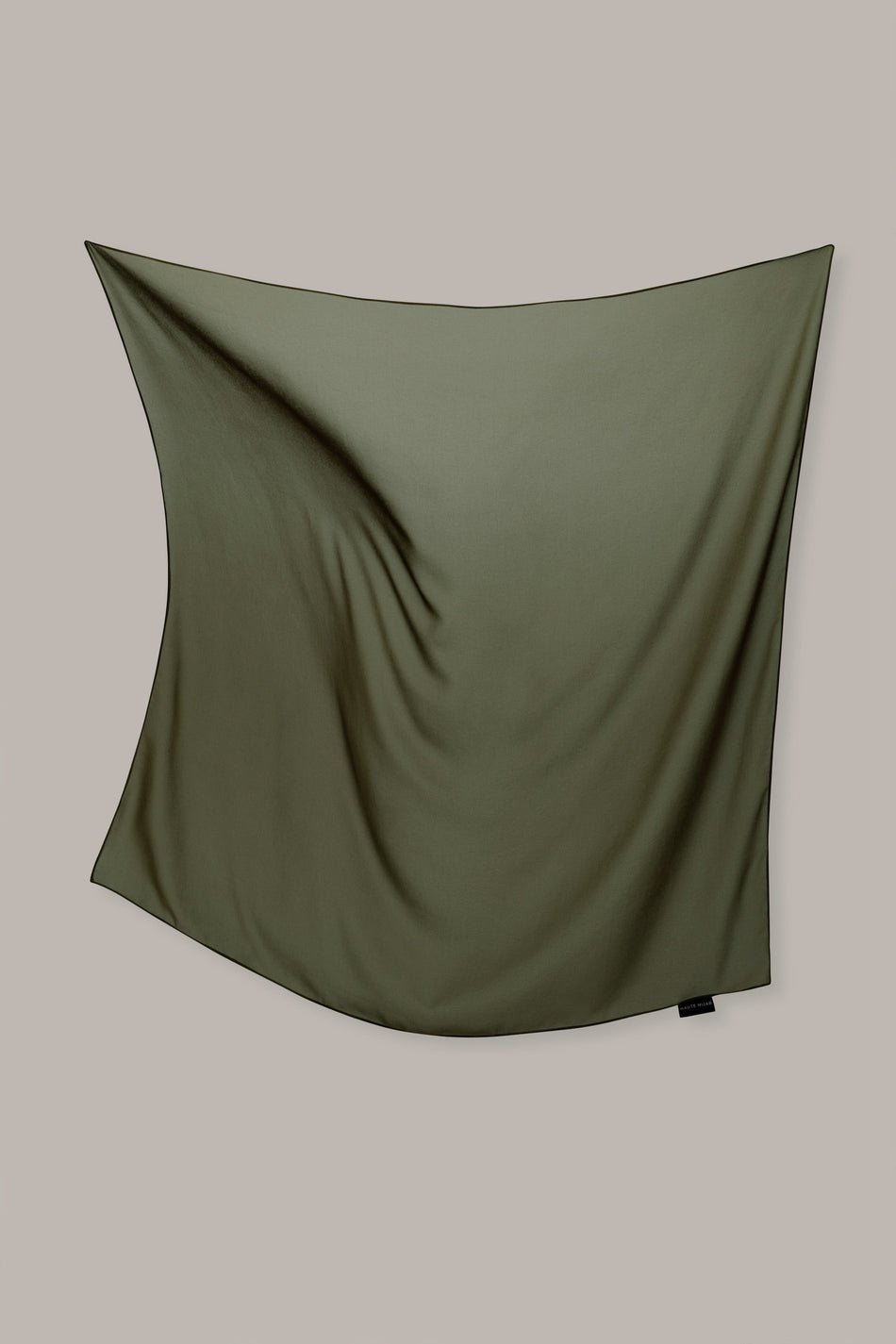 Everyday Chiffon Hijab - Dark Olive