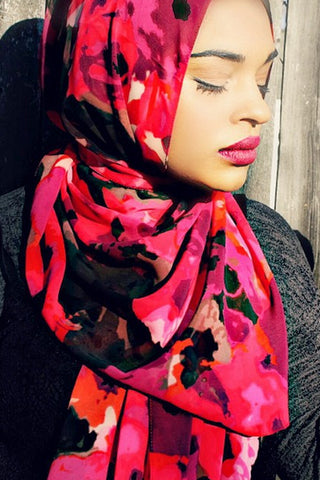 Sunset Boulevard Scarf