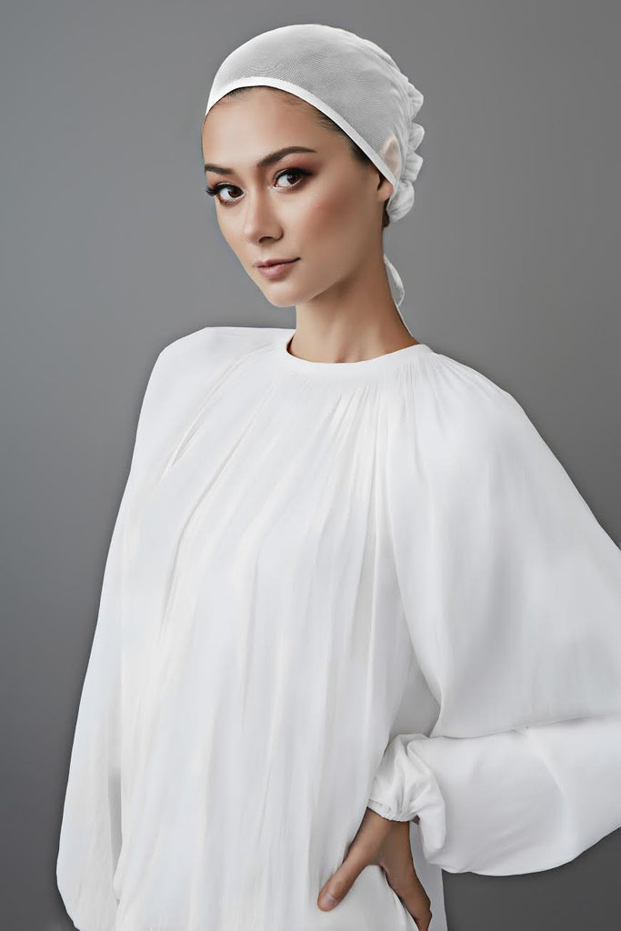 Barely There Underscarf - Ivory