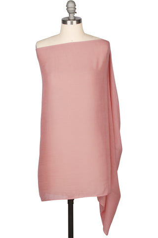 Viscose Woven Wrap - Rose Quartz