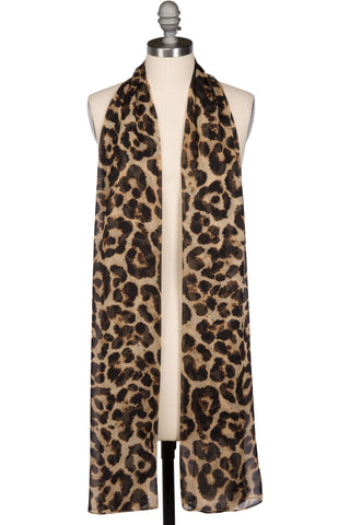 Lady Leopard Wrap