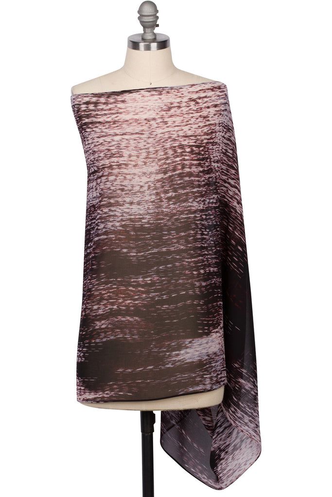 Wraps - Plum Velvet Wrap