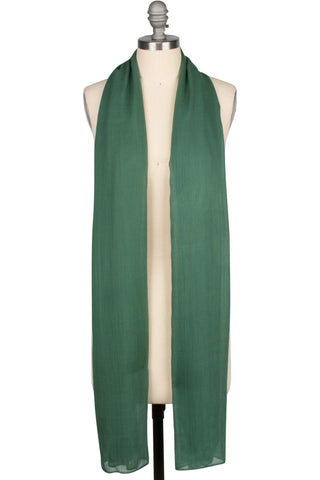 Viscose Woven Wrap - Forest Green