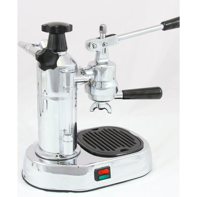 La Pavoni Europiccola Chrome Espresso Machine EPC-8