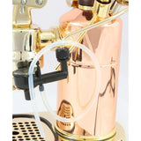 La Pavoni Professional Copper/Brass Espresso Machine PB-16