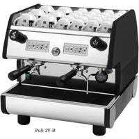La Pavoni Pub 2V Volumetric Commercial Espresso Machine PUB 2V-B