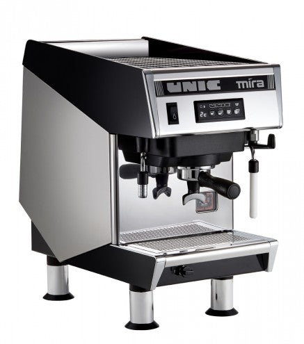 UNIC Mira 1 Group Volumetric (Tall cup) Espresso Machine MIRAHP