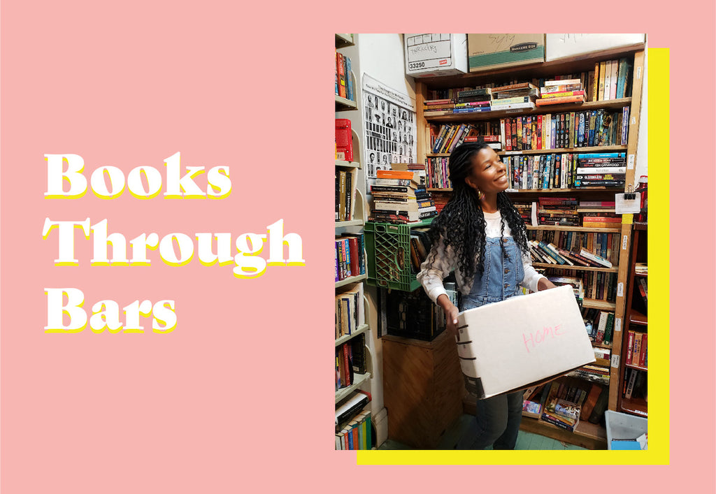 A DAY AT OUR NONPROFIT PARTNER, BOOKS THROUGH BARS