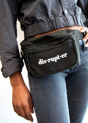"""Disrupter"" Fanny Pack"