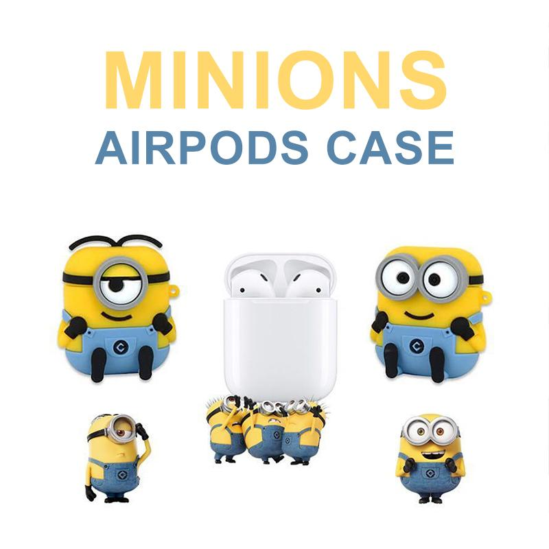 Minions AirPods Case