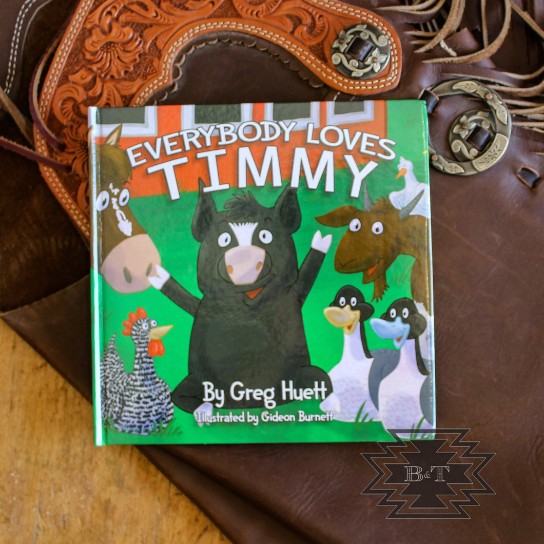Everybody Loves Timmy - Hardback