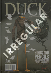 Birds And Pencils (IRREGULAR)