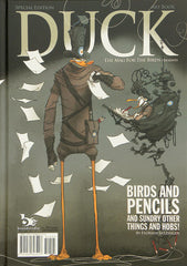 Birds And Pencils
