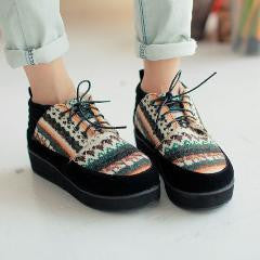 Hot Winter Decorated Shoes