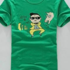 PSY Super Star Printed Men's T-shirt