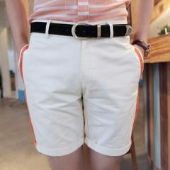 Color Matching Men's Shorts