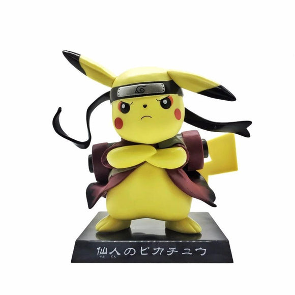 Naruto Pikachu Action Figure