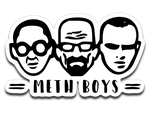 Meth Boys Sticker