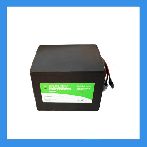36V, 30Ah LFP Battery (PVC, BLF-3630A)