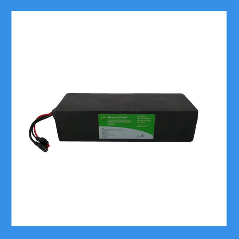 48V, 10Ah LFP Battery (PVC, BLF-4810A)