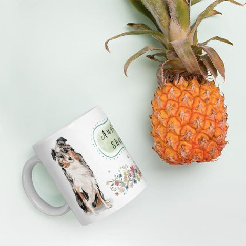 Image of Australian Shepherd Mug - Doggsociety