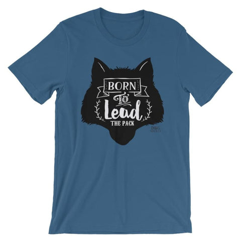Image of Born To Lead The Pack T-Shirt - Doggsociety