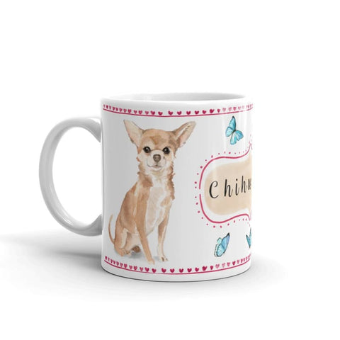 Image of Chihuahua Mug - Doggsociety