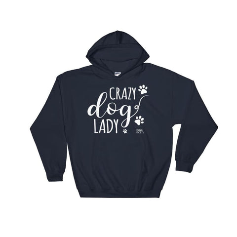 Image of Crazy Dog Lady Hoodie - Doggsociety