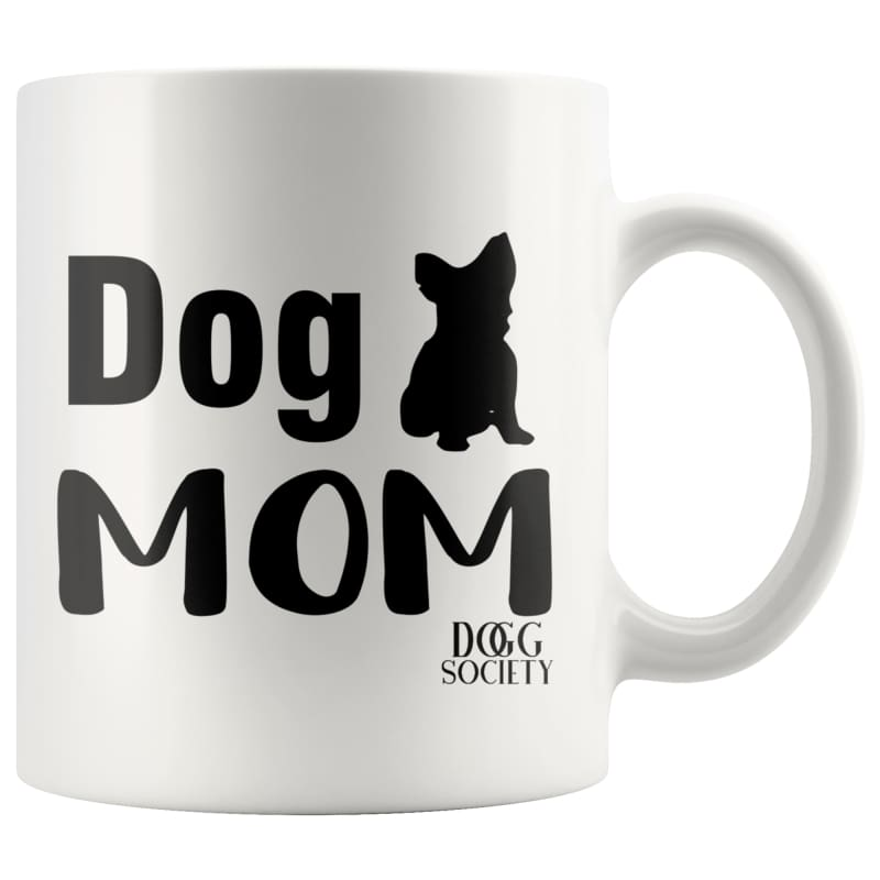 Dog Mom Mug - Doggsociety