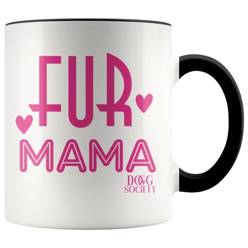 Fur Mama Mug - Doggsociety