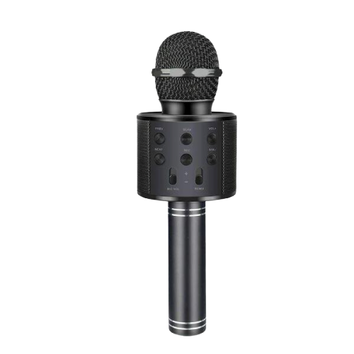Talent© 4 in 1 Wireless Karaoke Microphone